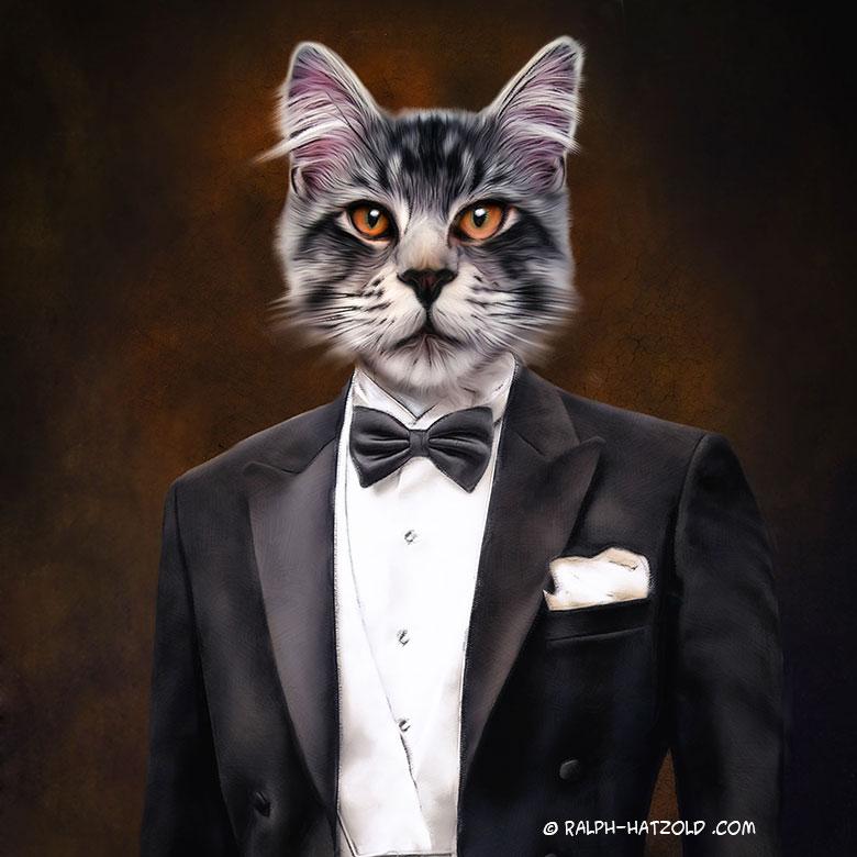 Geschenkidee Katzen